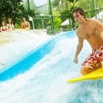 Center Parcs De Eemhof flow rider