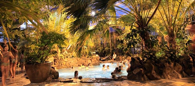 Center Parcs Het Meerdal avondzwembad
