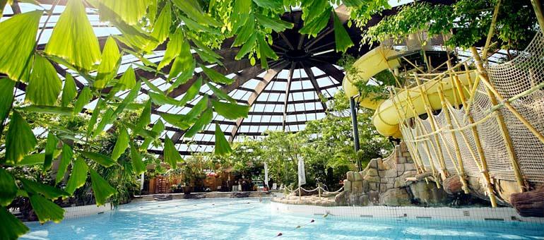 Center Parcs Huttenheugte zwembad