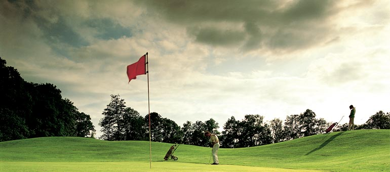 Center Parcs Limburgse Peel golf