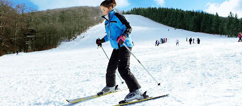 Center Parcs Park Hochsauerland skien