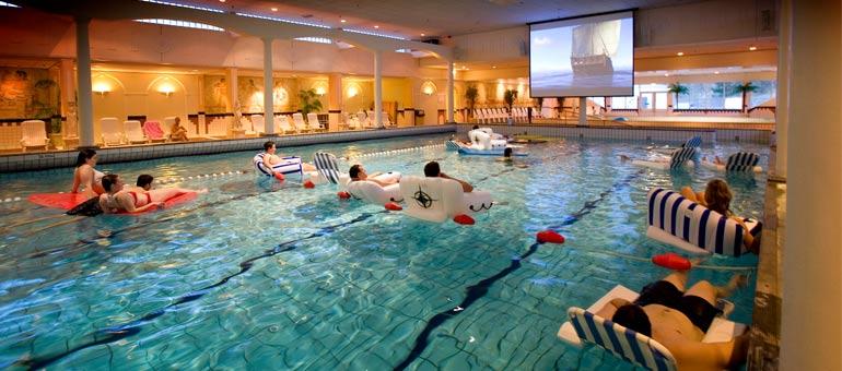Center Parcs Park Zandvoort aqua cinema
