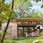 Center Parcs Les Hauts de Bruyères Eden Cottage