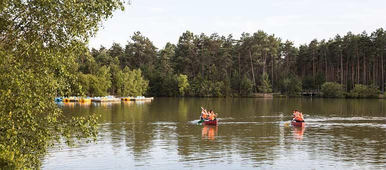 Les Hauts de Bruyères meer