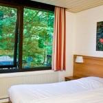 Center Parcs Vossemeren slaapkamer