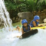 Center Parcs Vossemeren wildwaterbaan