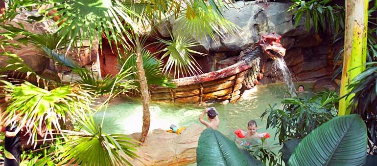 center parcs bispinger heide aqua mundo