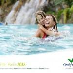 Nieuwe brochure van Center Parcs door klanten gemaakt