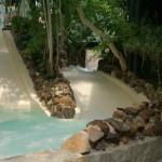 Het Heijderbos wildwaterbaan glijbaan