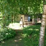 Het Heijderbos terras bungalow
