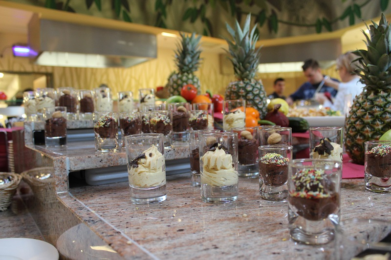 Center Parcs Bostalsee buffet