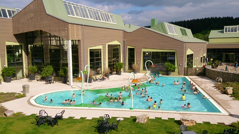 Center Parcs Bostalsee buitenbad