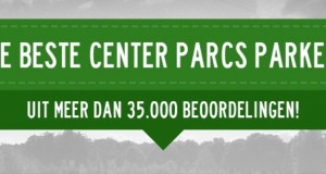 De beste Center Parcs parken [INFOGRAPHIC]