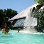 Het Heijderbos Aqua Mundo buitenzwembad