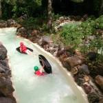 Het Heijderbos wildwaterbaan adventure