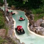Het Heijderbos wildwaterbaan