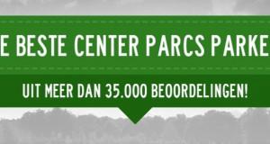 De beste Center Parcs parken [INFOGRAPHIC]